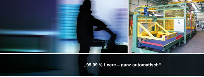 Sackentleermaschine Laborsave